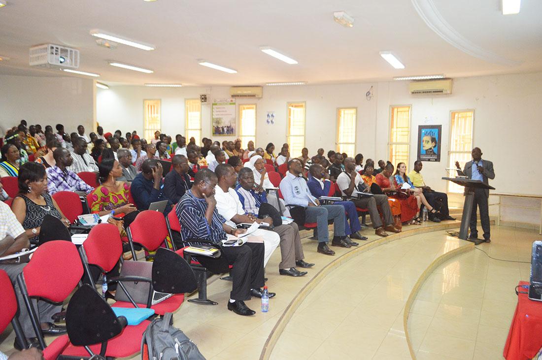 Les résultats de l'étude sur la mortalité des enfants de moins de 5 ans en zone non loties ont été présentés par le Dr Idrissa Ouili