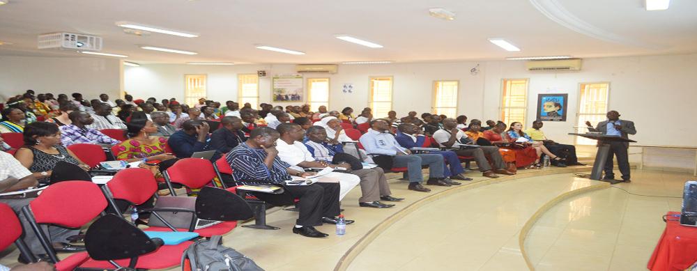 Les résultats de l'étude sur la mortalité des enfants de moins de 5 ans en zone non loties ont été présentés par le Dr Idrissa Ouili.